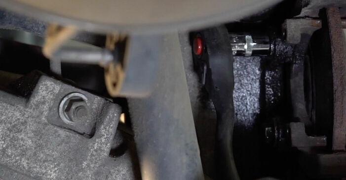 Comment remplacer BMW X5 (E53) 3.0 d 2001 Disques De Frein - manuels pas à pas et guides vidéo