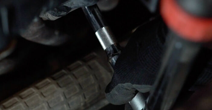 Jak dlouho trvá výměna: Zapalovaci svicka na autě Mercedes W168 1997 - informační PDF návod