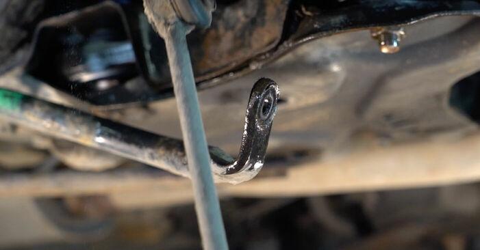 Koppelstange Ihres Peugeot 206 cc 2d 1.6 16V 2006 selbst Wechsel - Gratis Tutorial