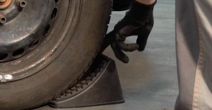 TOYOTA RAV4 2.0 D 4WD (CLA20_, CLA21_) Bremsscheiben ausbauen: Anweisungen und Video-Tutorials online
