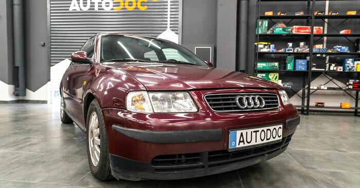Wie Zündkerzen Audi A3 8l1 1.9 TDI 1996 tauschen - Kostenlose PDF- und Videoanleitungen