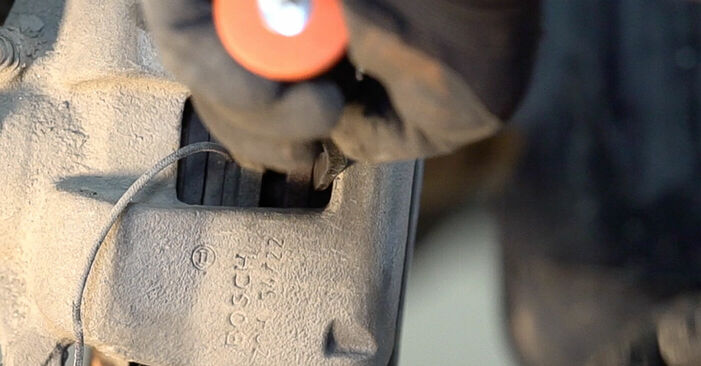 Need to know how to renew Brake Pads on FIAT BRAVA ? This free workshop manual will help you to do it yourself