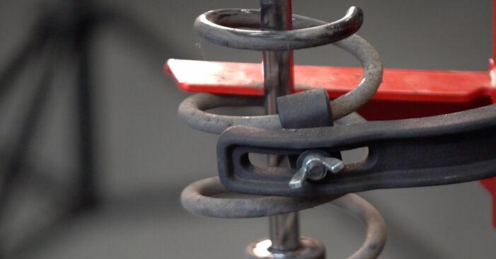 Schimbare Arc spirala la Opel Corsa C 2000 1.2 (F08, F68) de unul singur