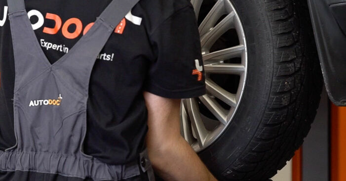 How to replace Brake Pads on FIAT BRAVO II (198) 2011: download PDF manuals and video instructions