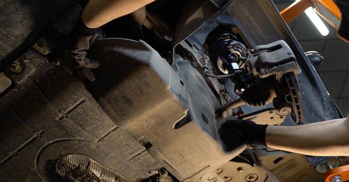 Hoe moeilijk is het om zelf te doen: Draagarm vervangen FIAT BRAVO II (198) 1.9 D Multijet 2012 – download geïllustreerde gids