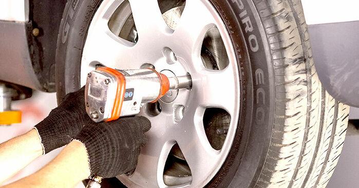 Como trocar Rolamento da Roda no Audi A4 b6 2000 - manuais gratuitos em PDF e vídeo