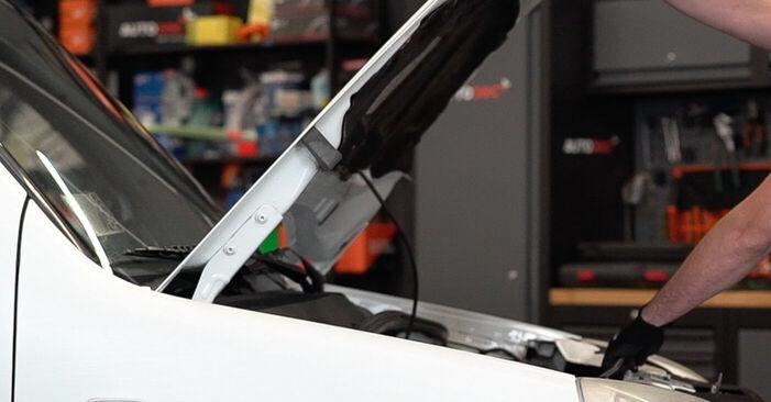 Wie Kraftstofffilter Fiat Doblo Cargo 1.9 JTD 2001 tauschen - Kostenlose PDF- und Videoanleitungen