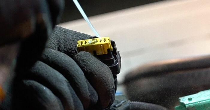 DOBLO Cargo (223) 1.3 JTD 16V 2012 1.3 D Multijet Kraftstofffilter - Handbuch zum Wechsel und der Reparatur eigenständig