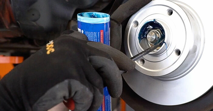 How to remove RENAULT MEGANE 1.4 2005 Wheel Bearing - online easy-to-follow instructions
