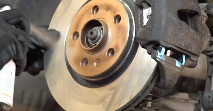 Changing of Control Arm on Audi A3 8l1 1996 won't be an issue if you follow this illustrated step-by-step guide