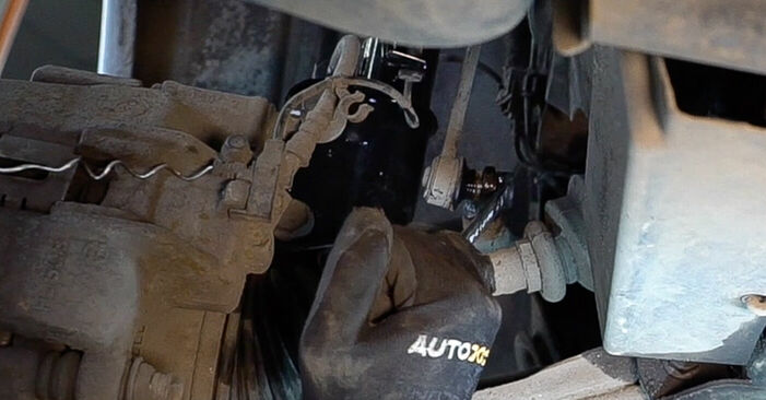 Need to know how to renew Anti Roll Bar Links on MERCEDES-BENZ VITO ? This free workshop manual will help you to do it yourself