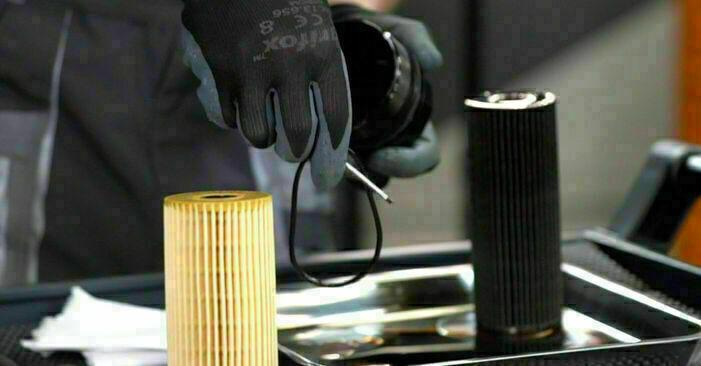 Zweckdienliche Tipps zum Austausch von Ölfilter beim MERCEDES-BENZ C-CLASS (W203) C 220 CDI 2.2 (203.008) 2006