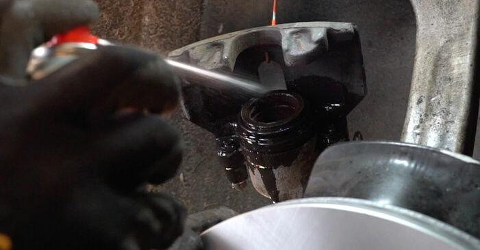 Zweckdienliche Tipps zum Austausch von Bremsbeläge beim AUDI A6 (4F2, C6) 2.4 2010
