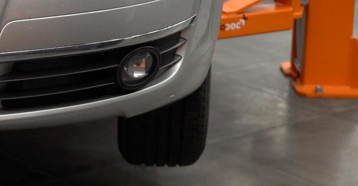 Audi A6 4f2 2.0 TDI 2006 Stabilisaatori otsavarras vahetamine: tasuta töökoja juhendid