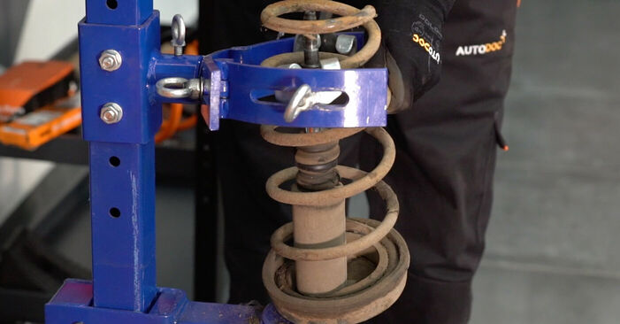 Changing Springs on RENAULT KANGOO (KC0/1_) 1.6 16V 2000 by yourself