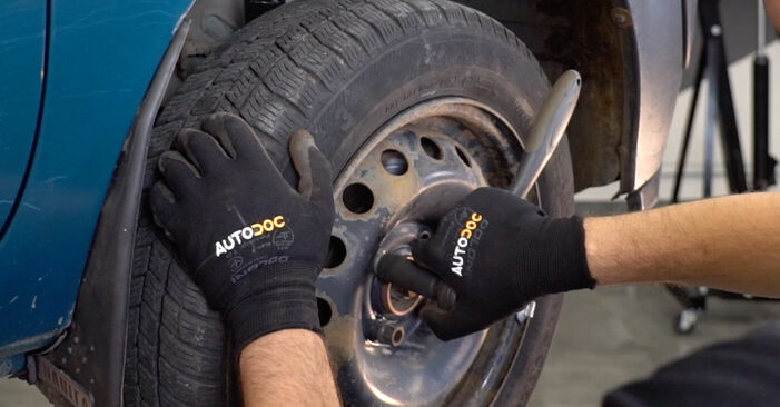 How to replace Springs on RENAULT KANGOO (KC0/1_) 2002: download PDF manuals and video instructions