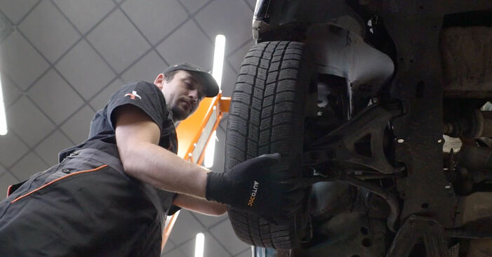 Need to know how to renew Springs on RENAULT KANGOO ? This free workshop manual will help you to do it yourself