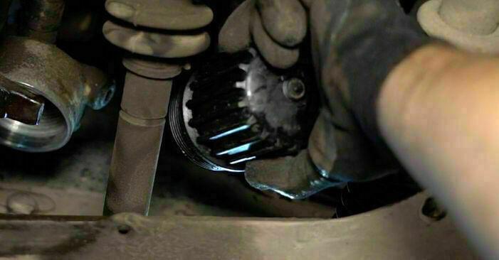 Wymiana Renault Clio 2 1.2 16V 2000 Filtr oleju: darmowe instrukcje warsztatowe