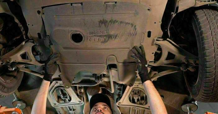 Jak trudno jest to zrobić samemu: wymień Filtr oleju w Renault Clio 2 1.6 16V 2004 - pobierz ilustrowany przewodnik