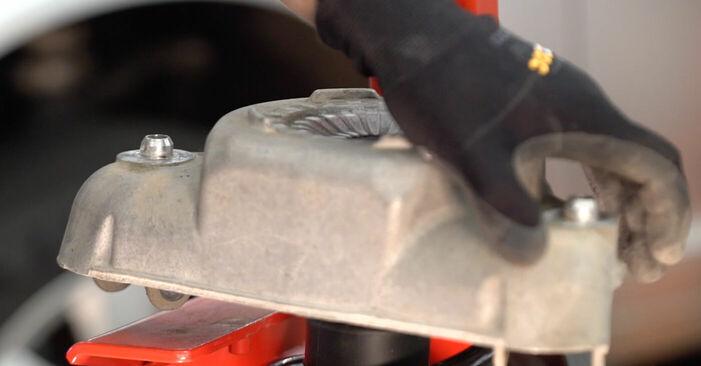 AUDI A6 2.7 TDI Stoßdämpfer ausbauen: Anweisungen und Video-Tutorials online
