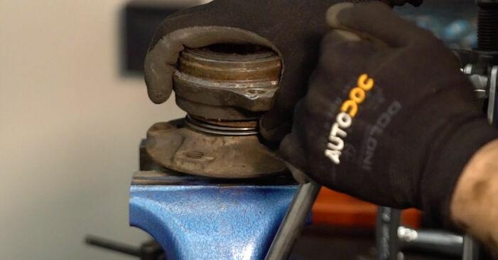 Zweckdienliche Tipps zum Austausch von Radlager beim AUDI A6 Limousine (4F2, C6) 2.4 2010
