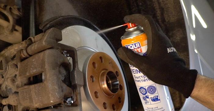 AUDI A6 2011 Rattalaager samm-sammulised asendamise juhend