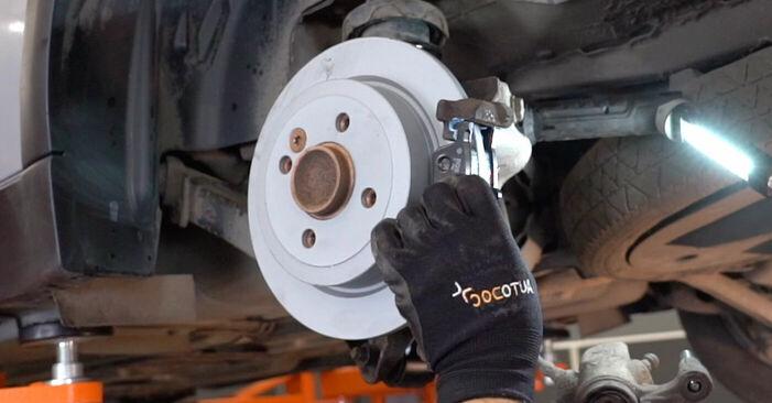 Bremsscheiben beim MINI MINI One 2002 selber erneuern - DIY-Manual