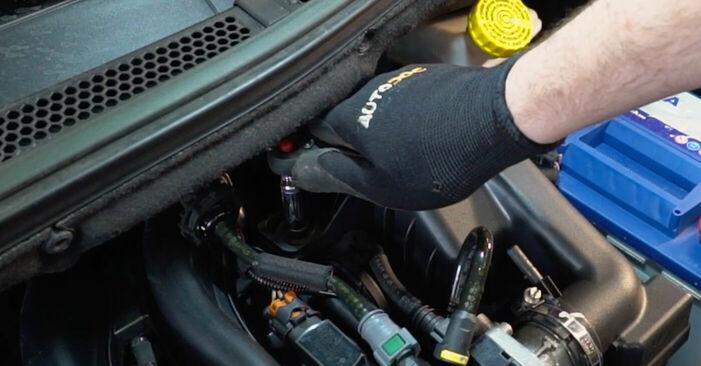 Comment changer Filtre à Air sur Peugeot 208 1 2012 - Manuels PDF et vidéo gratuits