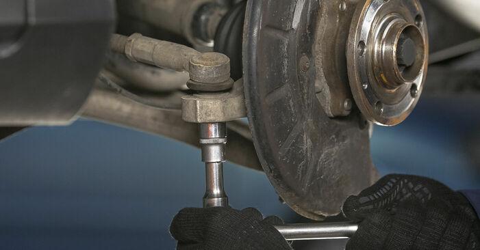Tausch Tutorial Domlager am VW PASSAT Variant (3C5) 2005 wechselt - Tipps und Tricks