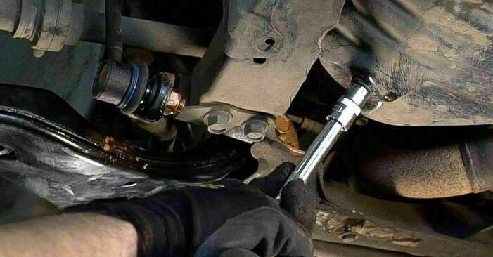 Combien de temps dure le remplacement : Filtre à Huile sur Toyota RAV4 III 2013 - manuel PDF informatif
