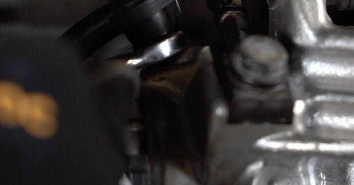 Cum să schimbați Etrier frana la VW Golf IV Hatchback (1J1) 2000 - sfaturi și trucuri utile
