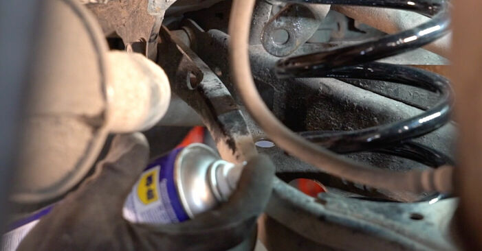 Changing of Anti Roll Bar Links on Toyota RAV4 III 2013 won't be an issue if you follow this illustrated step-by-step guide