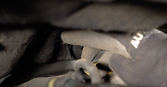 Renault Scenic 2 1.5 dCi 2005 Innenraumfilter wechseln: Gratis Reparaturanleitungen