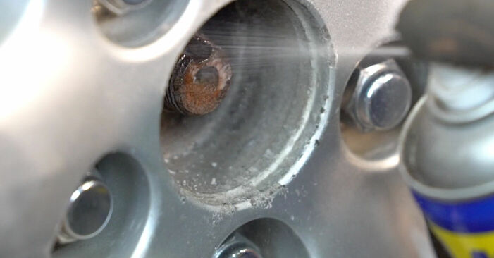 Comment changer Roulement De Roues sur Toyota RAV4 III 2005 - Manuels PDF et vidéo gratuits