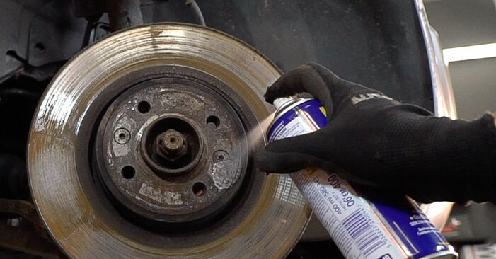 DIY replacement of Brake Discs on RENAULT SCÉNIC II (JM0/1_) 1.6 2009 is not an issue anymore with our step-by-step tutorial