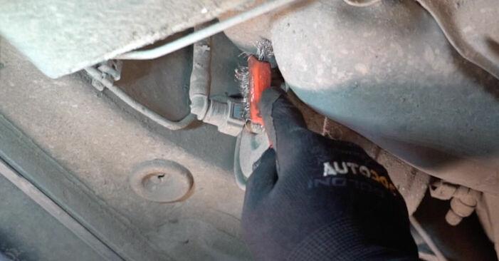 Kraftstofffilter Volvo V70 SW 2.4 T 2001 wechseln: Kostenlose Reparaturhandbücher