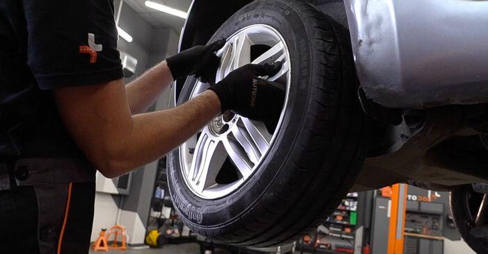 Bremsbeläge Renault Scenic 2 1.6 2005 wechseln: Kostenlose Reparaturhandbücher