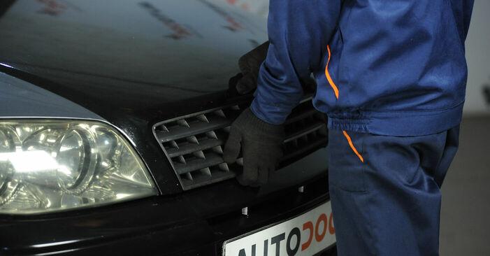 Колко време отнема смяната: Тампон Макферсон на Fiat Punto 188 2007 - информативен PDF наръчник
