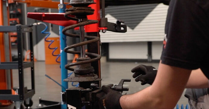 PUNTO (188) 1.9 JTD 2010 Тампон Макферсон наръчник за самостоятелна смяна от производителя