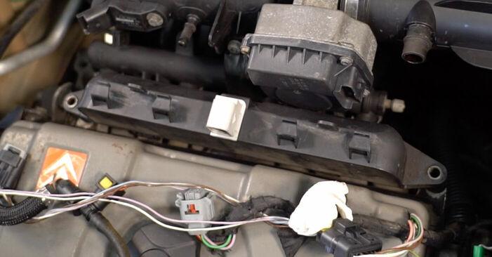 Zündkerzen CITROËN C3 I (FC_) 1.1 i 2004 wechseln: Kostenlose Reparaturhandbücher