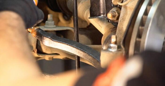 Spurstangenkopf Volvo V70 SW 2.4 T 2001 wechseln: Kostenlose Reparaturhandbücher