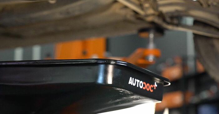 Wie FIAT DOBLO 1.3 JTD 16V 2005 Ölfilter ausbauen - Einfach zu verstehende Anleitungen online