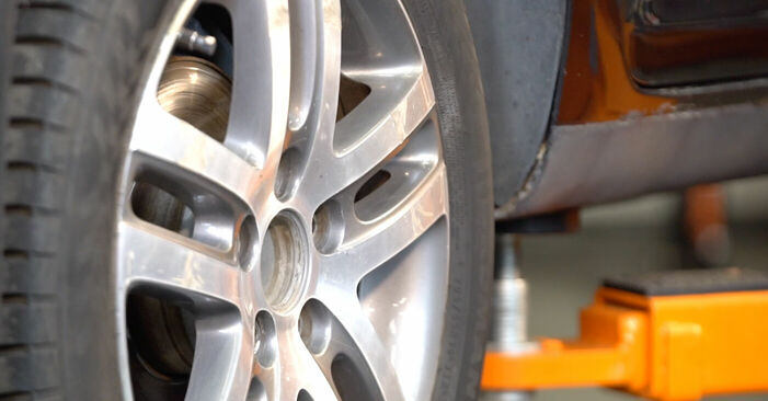 Schimbare Touran 1t1 1t2 2.0 TDI 16V 2008 Arc spirala: manualele de atelier gratuite