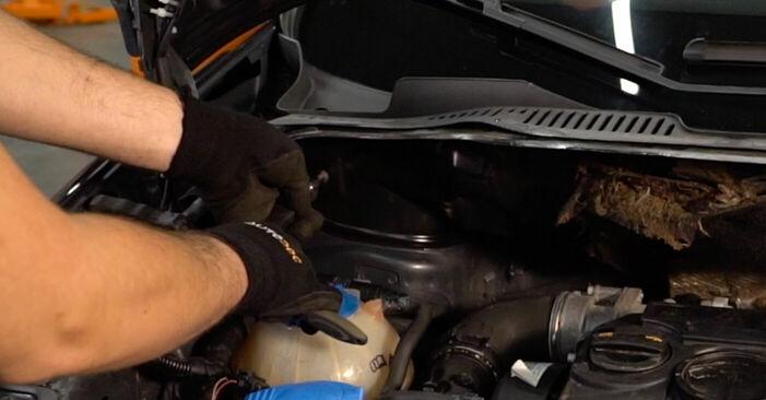 Ersetzen Sie Federn am VW TOURAN (1T1, 1T2) 1.4 TSI 2006 selber