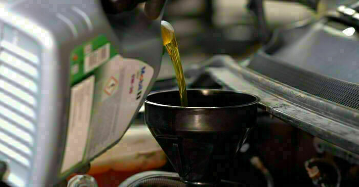 Wie FORD FOCUS 1.6 Ti 2008 Ölfilter ausbauen - Einfach zu verstehende Anleitungen online
