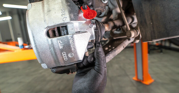 Need to know how to renew Brake Calipers on VW TOURAN ? This free workshop manual will help you to do it yourself