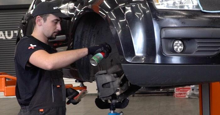 Mennyi ideig tart a csere: Rugózás Ford Focus mk2 Sedan 2012 - tájékoztató PDF útmutató