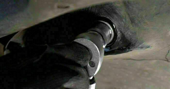 Hur byta Oljefilter på Toyota Prius 2 2000 – gratis PDF- och videomanualer