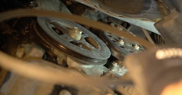 Så lång tid tar det att byta Multirem på Toyota Prius 2 2003 – informativ PDF-manual