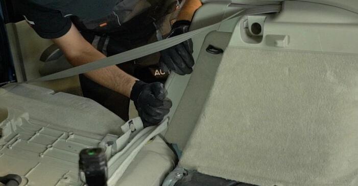 Byta TOYOTA PRIUS Hatchback (NHW20_) 1.5 (NHW2_) 2003 Stötdämpare – gör det själv med onlineguide